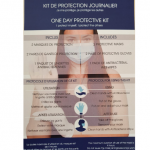 KIT DE PROTECTION JOURNALIER COVID